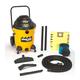 Shop-Vac 9625910 14 Gallon 6.0 Peak HP Right Stuff Dolly Style Wet/Dry Vacuum