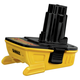 Dewalt DCA1820 20V MAX Lithium-Ion Battery Adapter for 18V Cordless Tools (Tool Only)