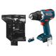 Bosch DDS182BN 18V Cordless Lithium-Ion 1/2 in. Brushless Compact Tough Drill Driver (Bare Tool) with L-BOXX Insert Tray