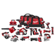 Milwaukee 2695-15 M18 18V Cordless Lithium-Ion 15-Tool Combo Kit
