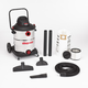 Shop-Vac 5986400 16 Gallon 6.5 Peak HP Stainless Steel Dolly Style Wet/Dry Vacuum