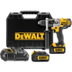 Factory Reconditioned Dewalt DCD985L2R 20V MAX Cordless Lithium-Ion 1/2 in. Premium 3-Speed Hammer Drill Kit with 3.0 Ah Batteries