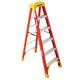 Werner 6206 6 ft. Type IA Fiberglass Step Ladder