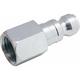 Freeman Z1414MFAP 1/4 in. x 1/4 in. Male to Female Automotive Plug