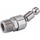 Freeman Z1438MMSAP 1/4 in. x 3/8 in. Male to Male Swivel Automotive Plug