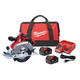 Milwaukee 2630-22 M18 18V Cordless Lithium-Ion 6-1/2 in. Circular Saw