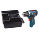 Bosch PS32BN 12V Max Cordless Lithium-Ion 3/8 in. Brushless Drill Driver (Bare Tool) with L-BOXX Insert Tray