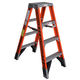 Werner T7404 4 ft. Type IAA Fiberglass Twin Ladder