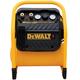 Dewalt DWFP55130 2.5 Gallon 200 PSI Oil-Free Quiet Trim Heavy-Duty Compressor