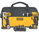 Factory Reconditioned Dewalt DCK285C2R 20V MAX Cordless Lithium-Ion 1/2 in. Compact Hammer Drill and Impact Driver Combo Kit