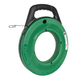 Greenlee FTS438-65BP 65 ft. x 1/8 in. Steel Fish Tape (3-Pack)