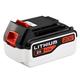 Black & Decker LB2X4020-OPE 20V Max 4.0 Ah Lithium-Ion Slide Battery