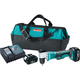 Makita XAD02 18V LXT 3.0 Ah Cordless Lithium-Ion 3/8 in. Angle Drill Kit