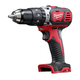Milwaukee 2607-20 M18 18V Cordless Lithium-Ion XC 1/2 in. Compact Hammer Drill Driver (Tool Only)