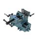 Wilton 11694 Cross Slide Drill Press Vise - 4 in. Jaw Width 4 in. Jaw Opening 1-3/8 in. Jaw Depth