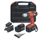 Black & Decker HPD18AK-2 18V Cordless High Performance Drill with Accessories