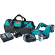 Makita XBP01 18V Cordless Lithium-Ion Compact Band Saw Kit