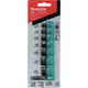 Makita T-02369 8-Piece 1/4 in. 6-Point Impact Drive Socket Set