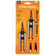 Fiskars 399218-1001 Softouch Micro-Tip  Pruning Snip 2-Pack