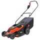 Factory Reconditioned Black & Decker EM1500R 10 Amp 15 in. Edge Max Lawn Mower