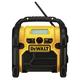 Factory Reconditioned Dewalt DCR018R 18V/20V MAX/12V MAX Compact Worksite Radio