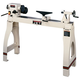 JET 708358K 14 in. x 42 in. 1 HP Woodworking Lathe with Leg Stand