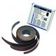 Delta 31-486 25 in. Assorted-Grit Drum Sander Aluminum Oxide Sanding Strips (3-Pack)