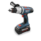 Bosch 18636-02 36V Cordless Lithium-Ion Brute Tough 1/2 in. Hammer Drill Driver with 2 FatPack Batteries and Case