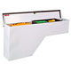Delta 851000D 60 in. Steel Wheel Well Truck Box with Tray (White) (Open Box)
