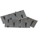 SENCO A101009 23-Gauge 1 in. Electro-Galvanized Headless Pins Nails (2,600-Pack)