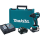 Makita XDT08 LXT 18V Cordless Lithium-Ion Brushless 1/4 in. Impact Driver