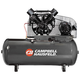 Campbell Hausfeld CE8002 15 HP Two-Stage 120 Gallon Oil-Lube 3 Phase Stationary Horizontal Air Compressor