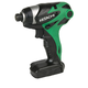 Hitachi WH10DLP4 10.8V Cordless HXP Lithium-Ion 1/4 in. Impact Driver - Bare Tool