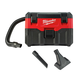 Milwaukee 0880-20 M18 18V Lithium-Ion 2 Gallon Wet/Dry Vacuum (Tool Only)