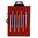 King Tony 32607MR 9-Piece Phillips/Slotted/Torx Precision Screwdriver Set