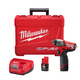 Milwaukee 2454-22 M12 FUEL Cordless Lithium-Ion 3/8 in. Impact Wrench