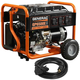 Generac 6515 GP Series 6,500 Watt Portable Generator with 20 ft. Convenience Cord