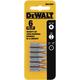 Dewalt DWA1SEC6 6-Piece Security Bit Set