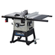 Delta 36-5100 15 Amp 10 in. Contractor Table Saw with 30 in. RH Rip & Cast Iron Wings