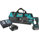 Makita XRH04 18V LXT 3.0 Ah Cordless Lithium-Ion 7/8 in. Rotary Hammer with Clutch Limiter