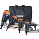 Freeman P4FRFNCB Framing and Finishing 4-Tool Combo Kit