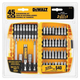 Dewalt DW2166 45-Piece Screwdriving Bit Set with Tough Case
