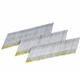 Freeman AF1534-15 15-Gauge 1-1/2 in. Angle Finish Nails (1,000-Pack)