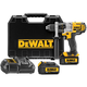 Factory Reconditioned Dewalt DCD980M2R 20V MAX Cordless Lithium-Ion 1/2 in. Premium 3-Speed Drill Driver Kit with 4.0 Ah Batteries
