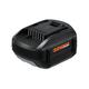 Worx WA3537 32V Max Lithium 2.0 Ah Slide Battery Pack