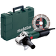 Metabo 600354850 8.5 Amp 4-1/2 in. Angle Grinder Kit