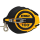 Dewalt DWHT34036 3/8 in. x 100 ft. Steel Measuring Tape