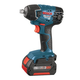 Factory Reconditioned Bosch 24618-01-RT 18V Cordless Lithium-Ion 1/2 in. Impact Wrench