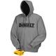 Dewalt DCHJ068B-XL 12V/20V Lithium-Ion Heated Hoodie Jacket