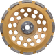 Makita A-96207 7 in. Anti-Vibration Single Row Diamond Cup Wheel